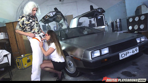 Digital Playground Back In Time A XXX Parody - 1
