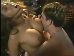 Akira Lane and Tyler Wood Secret Housewife