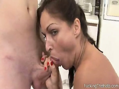 Dirty Maid Gets Her Pussy Licked