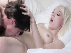 hot blond getting realy hard fuck