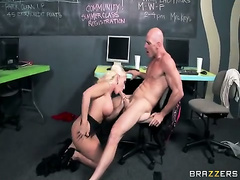 GEEK Love with Sammie Spades , Johnny Sins