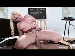 Alexis Ford featuring in Reunion Romp