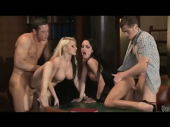 Alektra Blue, Amia Miley, Aubrey Addams, Kirsten Price, Madison Ivy