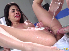 Veronica Rodriguez huge squirting POV