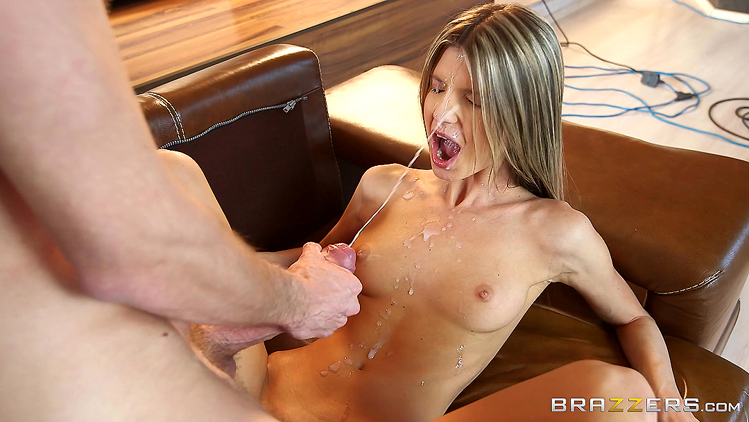Brazzers big tits at work anal audit scene starring rom