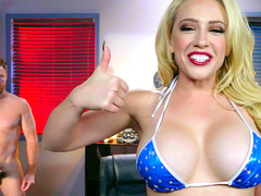 Deez Tits For President with Kagney Linn Karter