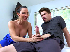 The Blow-Job Seeker with Lezley Zen