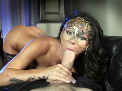 Brazzers HD: Our Little Masquerade with Peta Jensen and Danny D