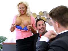 The Deal Breaker - Olivia Fox - Brazzers HD