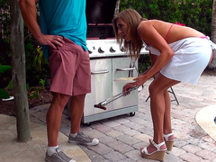 Milf on the Grill - Kate Linn - Reality Kings HD
