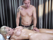Oiling A Whore with Alena Croft