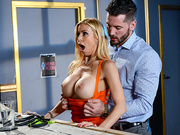 The Big Stiff featuring Alexis Fawx