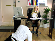 Katy Jayne Starring in Fix My Computer, Then Fuck My Pussy!