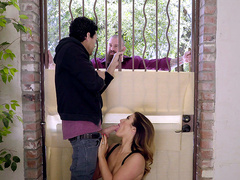 Eva Lovia - The Pussy's Wetter On The Other Side - Brazzers HD