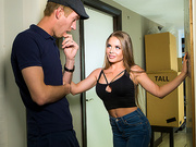 The Day Before You Came Featuring Alessandra Jane - Brazzers HD