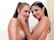Gina Loves Swaberry with Gina Gerson and Swaberry Baby - RealityKings HD