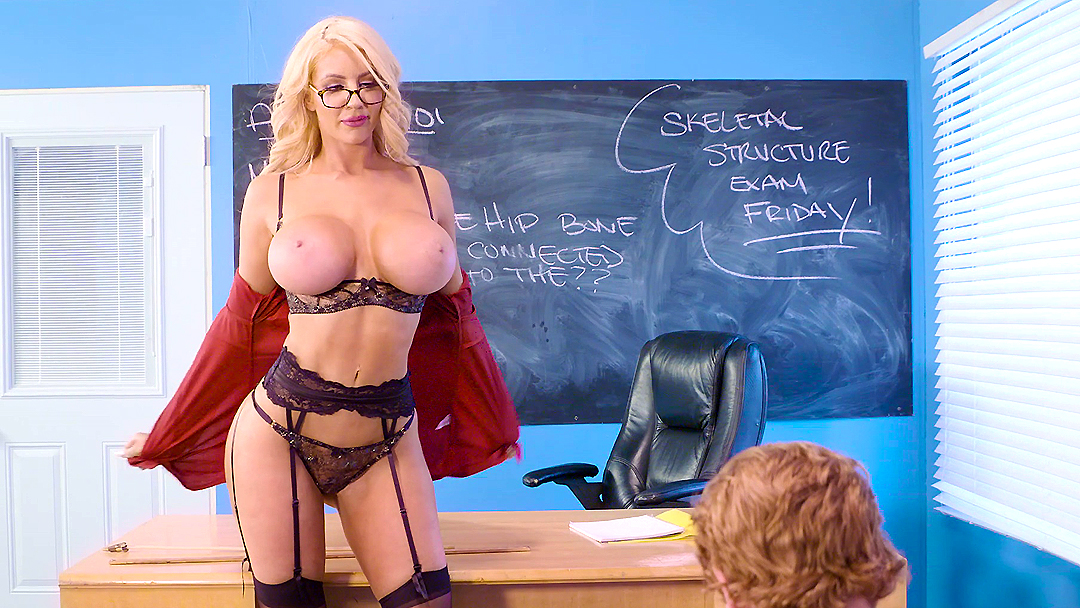 Brazzers big tits at school a rumor that goes around c