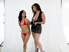 Fashion Frenzy with Sara Jay and Kiley Jay - Reality Kings HD