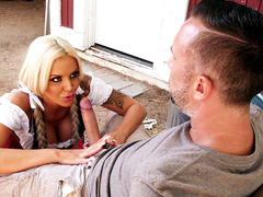 Cocktoberfest with Nina Elle - Brazzers HD