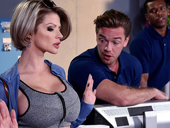Let Me Fuck Your Manager Featuring Joslyn James - Brazzers HD