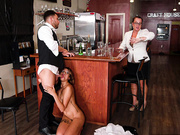 Wet Bar Starring Eve Ellwood - Reality Kings HD