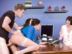 The Trophy Husband Featuring Ariella Ferrera - Brazzers HD