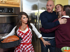 Thankful For Madison Starring Madison Ivy - Brazzers HD