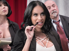 Hot Mic Starring Victoria June - Brazzers HD