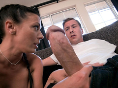 I Spy Starring Rachel Starr and Jessy Jones - Brazzers HD