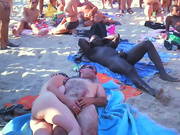 The Most Insane Swingers Beach 2017!