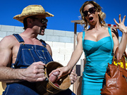 Plump As A Peach with Alexis Fawx and Charles Dera