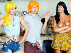DigitalPlayground - Betty and Veronica An Archie Comics XXX Parody