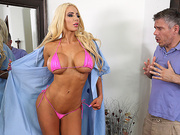 Brazzers HD: Brand New Bimbo with Nicolette Shea