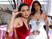 Bisexual Bride with Abigail Mac and Felicity Feline