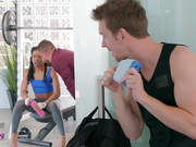 Brazzers HD: Kira Finds Her Motivation with Kira Noir and Markus Dupree