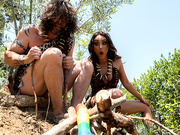 Homo Sexians with Christiana Cinn and Keiran Lee - Brazzers HD