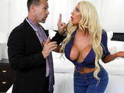 The Dick Pic Trick Starring Nicolette Shea - Brazzers HD