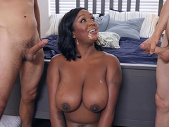 Small breasted dana vespoli fucked hard