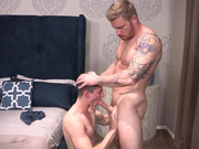 SeanCody - David Graham Bareback - Gay Movie