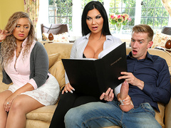 Brazzers HD: Tea And Crump-tits Starring Jasmine Jae