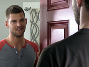 Dennis West with Sylas Swift at Stolen Identity Part 3 Scene 1 - Bromo