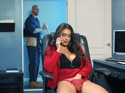 Custodial Cravings Featuring Katana Kombat - Brazzers HD