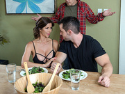 The Nest Is The Best Featuring Alexis Fawx - Brazzers HD