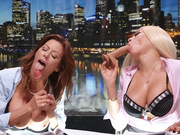 News Ancwhores Starring Alexis Fawx and Luna Star - Brazzers HD