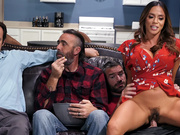 Take A Seat On My Dick 2 - Ariella Ferrera - Brazzers HD