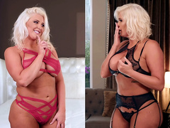 Titillating Treachery with Karissa Shannon and Kristina Shannon - Brazzers HD