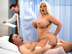 Bedside Manner Starring Julie Cash - Brazzers HD
