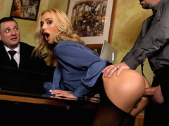 Brazzers HD: Inherit This! with Sarah Jessie - Milfs Like It Big