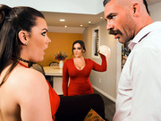 She's So Scandalous! Kimber Woods & Natasha Nice - Brazzers HD