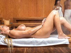 Ass In Heat 2 - Kenzie Taylor - Big Butts Like It Big HD